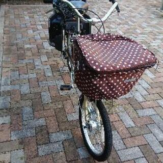 自転車 20インチ 小径 サカモトテクノ ロングモンタナ