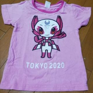 オリンピックマスコットTシャツ110_ソメイティ
