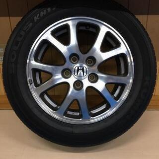 値下げしました。タイヤ純正アルミホイール付オデッセイ4本セット