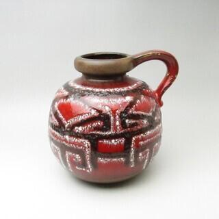西ドイツ Scheurich Keramik FAT LAVA ...