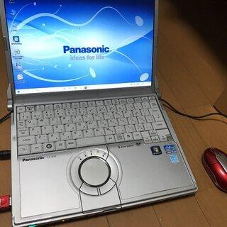 PANASONICノートPC Let's Note CF-N10...