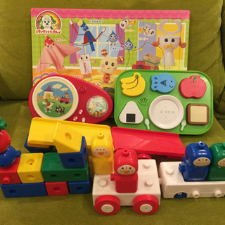 1歳から3歳くらいまでのおもちゃセット