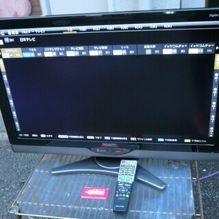 ☆シャープ SHARP LC-32SC1 AQUOS 32V型液...