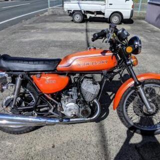 【旧車】500ss H1B マッハ3