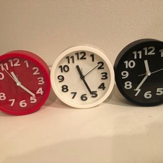 置時計(ニトリ)