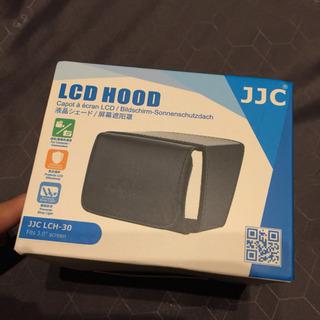 カメラ フード シェード 3インチ LCD液晶シェード