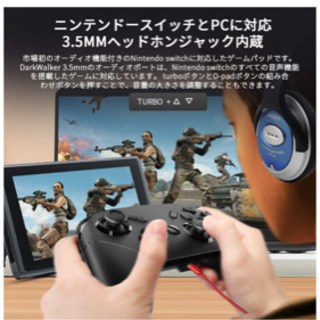 Switch オーディオ コントローラー Nintendo…