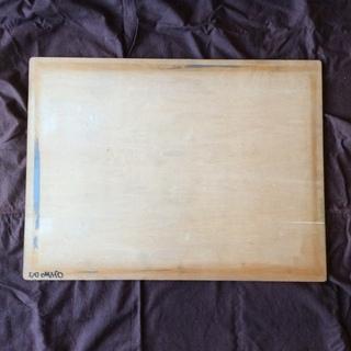 A2 薄型ベニヤ画板/木材パネル デッサンやなどに!