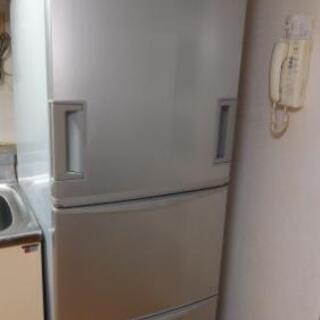 SHARP3ドア冷凍冷蔵庫