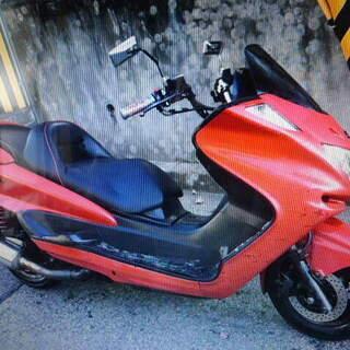 ヤマハ マジェスティC 250cc SG03J-055~ 5連メ...