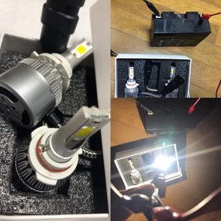 LEDヘッドライト/フォグライト