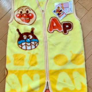 再値下げ☆新品☆アンパンマン☆幼児☆子供☆スリーパー☆着る…