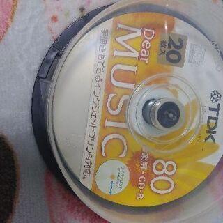 ★音楽用CD-R10枚・無料