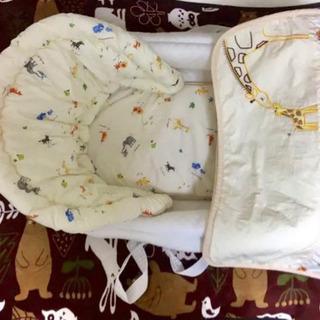 5way バッグ de クーファン 日本製 新生児 寝具 ベッド...