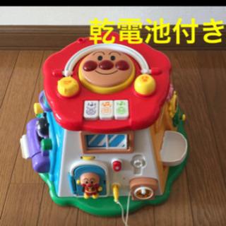 値下げ!アンパンマン おもちゃ 大きなよくばりボックス