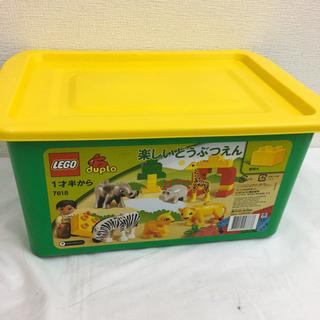 LEGO 7618 レゴ デプュロ 楽しいどうぶつえん