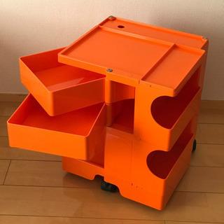 ボビーワゴン 2段 オレンジ