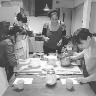 フランス人が教える家庭料理♪(英会話) 2019年12月度…
