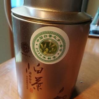 中国茶(不発酵茶)安吉白茶