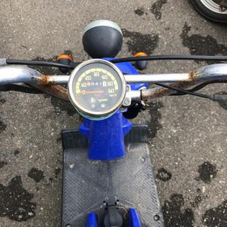 HONDA  バイト 実働確認OK  半年不動  福岡市南区 - バイク