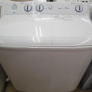 ハイアール 洗濯機 JW-W55E 2019年式 5.5kg