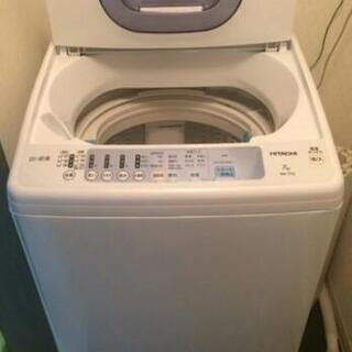 『期間限定』7キロ全自動洗濯機