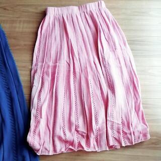 サマーニットスカート4点セット - 服/ファッション