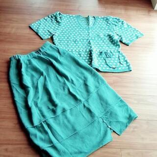 サマーニットスカート4点セット − 福岡県