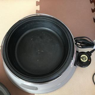 電気調理鍋
