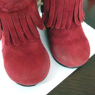 秋冬用ブーツ 2足セット 13.0cm - 売ります・あげます