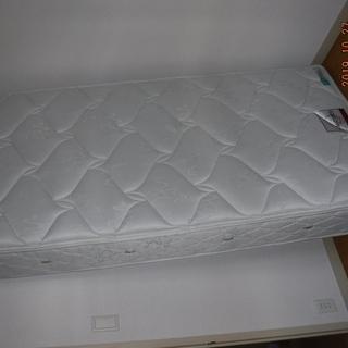 フランスベッドシングルマットレスあげます