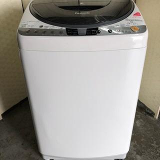 🌈🌟🌈人気のファミリータイプ洗濯機‼️ 8kg☝️😊