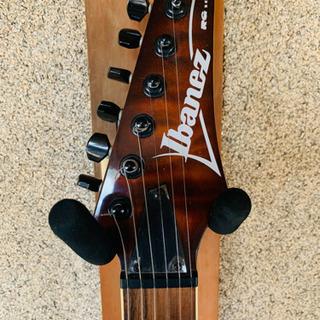 Ibanez RGシリーズ エレキギター 光沢ブラウン木目