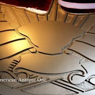大型120cm 不朽の名作映画 ボクシング ロッキー4 / 炎の友情 なんと映画製作発表使用品 USA直輸入  店舗引き取りOK!! − 岐阜県