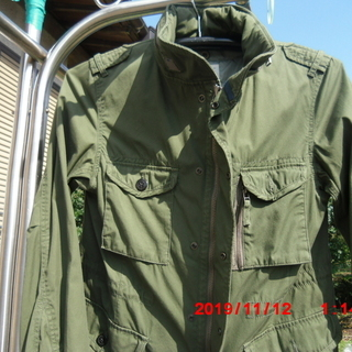 ☆★Right-on/BACK NUMBER/M-65 オリーブ★☆