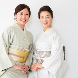 【日本文化普及協会】福島着物着付け教室  着物着付けは簡単♪ 初...