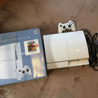 PS3 40GB セラミックホワイト