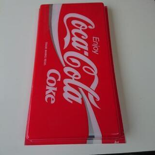 コカ・コーラのアクリル板