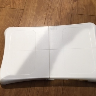 Wiiフィット WiiFit バランスボード 本体のみ (...
