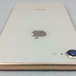 国内版au 【SIMロック解除済!制限〇】 iPhone 8 6...
