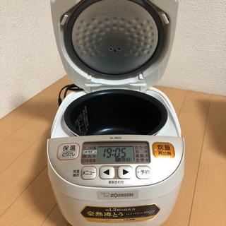 炊飯器(3合)