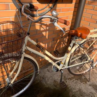 ※お取引中※自転車🚲無料【世田谷区砧公園近く】