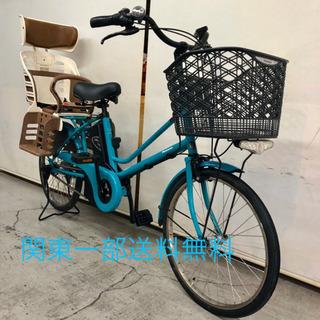 パナソニック LALA5 8ah エコナビ 20インチ 電動自転...