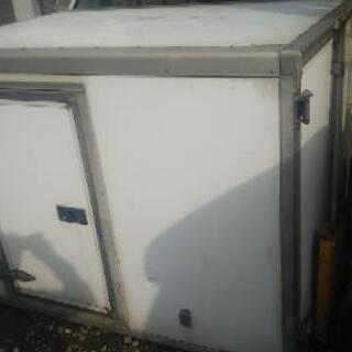 軽トラック 保冷ボックス