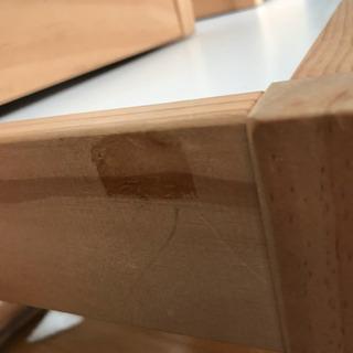 イケア  子供用のテーブル  椅子   確認用