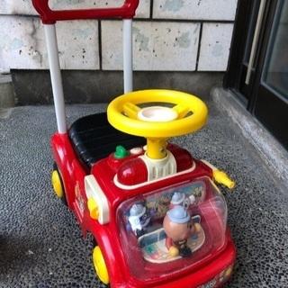 アンパンマン消防車