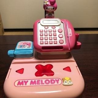 マイメロ レジのおもちゃ