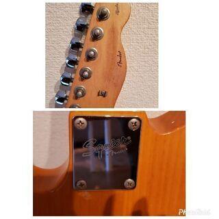 エレキギター テレキャスター スクワイヤ Squier - 楽器