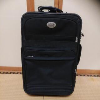 スーツケース 旅行カバン 中