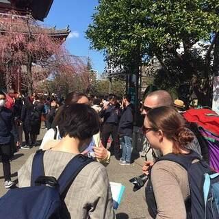 金沢で外国人とおしゃべりするイベント開催!@真弓坂門(兼六園)